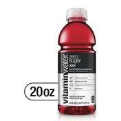 Glaceau Vitaminwater Vitaminwater Zero XXX Acai-Blueberry-Pomegranate