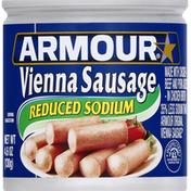 Armour Vienna Sausage, Reduced Sodium