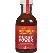 Goldthread Tonics, Berry Power