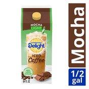 International Delight Light Mocha Iced Coffee