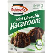 Manischewitz Macaroons, Mint Chocolate