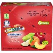 Gerber Fruit Apple Pear Peach Squeezable Puree