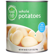 Food Club Whole Potatoes