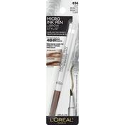 L'Oreal Micro Ink Pen, Light Brunette 636