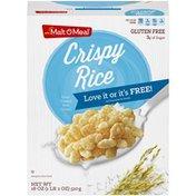 Malt-O-Meal Crispy Rice Cereal