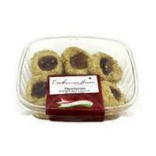 Cookies Con Amore Handmade Italian Cookies Thumbprints Walnut Jelly-Filled