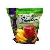 Campoverde BLUEBERRIES, BANANAS, CARROTS, MANDARINS FRUIT & VEGGIE Blenders
