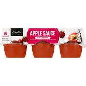 Essential Everyday Apple Sauce, Strawberry