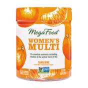 MegaFood Women's Multi Tangerine Gummies