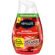 Renuzit Gel Air Freshener, Blissful Apple & Cinnamon
