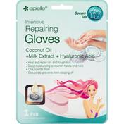 Epielle Gloves, Repairing, Intensive