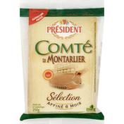 Président Cheese, Comte Le Montarlier