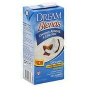 Dream Blends Coconut, Almond & Chia Drink, Original, Unsweetened