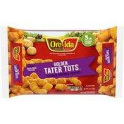 Ore-Ida Golden Tater Tots Seasoned Shredded Frozen Potatoes Value Size