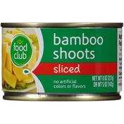 Food Club Sliced Bamboo Shoots