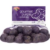Hannaford Purple Potatoes, Gourmet