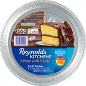 Reynolds Pans with Lids