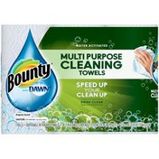 Bounty with Dawn Multi Purpose Original Scent Cleaning Towels
