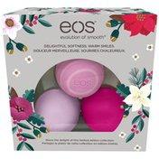 eos 3 Smooth Sphere Lip Balms