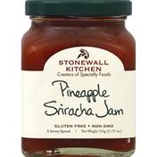 Stonewall Kitchen Jam, Pineapple Sriracha