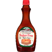 Maple Grove Farms of Vermont Sugar Free Maple Flavor Low Calorie Syrup