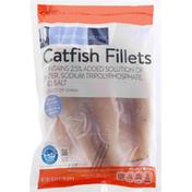 Waterfront Bistro Catfish Fillets, Boneless & Skinless