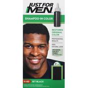 Just For Men Shampoo-In Color, Jet Black H-60