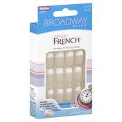 Broadway Nails Nail Kit, Medium Length, Slope