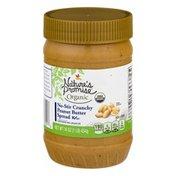 Nature's Promise No-Stir Crunchy Peanut Butter Spread
