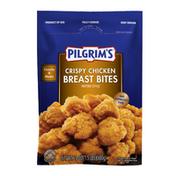 Pilgrim's Fully Cooked Crispy Chicken Breast Bites