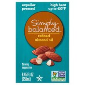 Simply Balanced Almond Oil, Refined