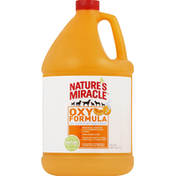 Nature's Miracle Stain & Odor Remover, Dual Action, Oxy Formula