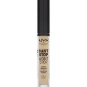 NYX Professional Makeup Concealer, Contour, Natural CSWSC07
