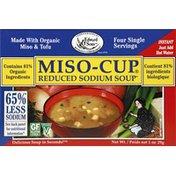 Edward & Sons Soup, Reduced Sodium