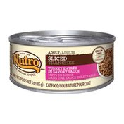Nutro Natural Choice Sliced Turkey Entree Canned Adult Cat Food
