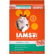 IAMS Hairball Care Adult with Chicken Cat Food