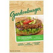 Gardenburger Original Veggie Burgers