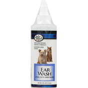 Four Paws Ear Wash, for Cats and Dogs