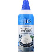 PICS Extra Creamy Whipped Topping