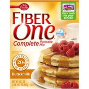 Fiber One Complete Buttermilk Pancake Mix