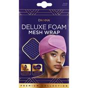 Donna Mesh Wrap, Deluxe Foam, Assorted