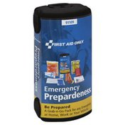 First Aid Only First Aid Kit, Emergency Preparedness