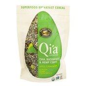 Nature's Path Organic Qia Apple Cinnamon