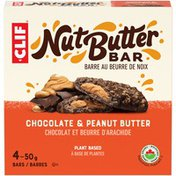 CLIF BAR Chocolate & Peanut Butter Filled Energy Bars