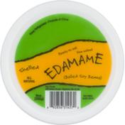 Kiyo Foods Edamame Soy Beans, Sea Salted, Boiled Shelled, Tub