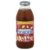 Snapple Tea, Pomegranate Berry Flavored