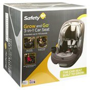 Safety 1st Car Seat, 3 in 1