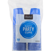 Essential Everyday Party Cups, Plastic, 18 Ounce