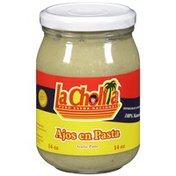 La Cholita Ajos En Pasta Garlic Paste