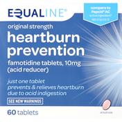 Equaline Heartburn Prevention, Original Strength, Tablets